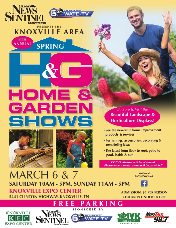 AD for Knoxville H&G